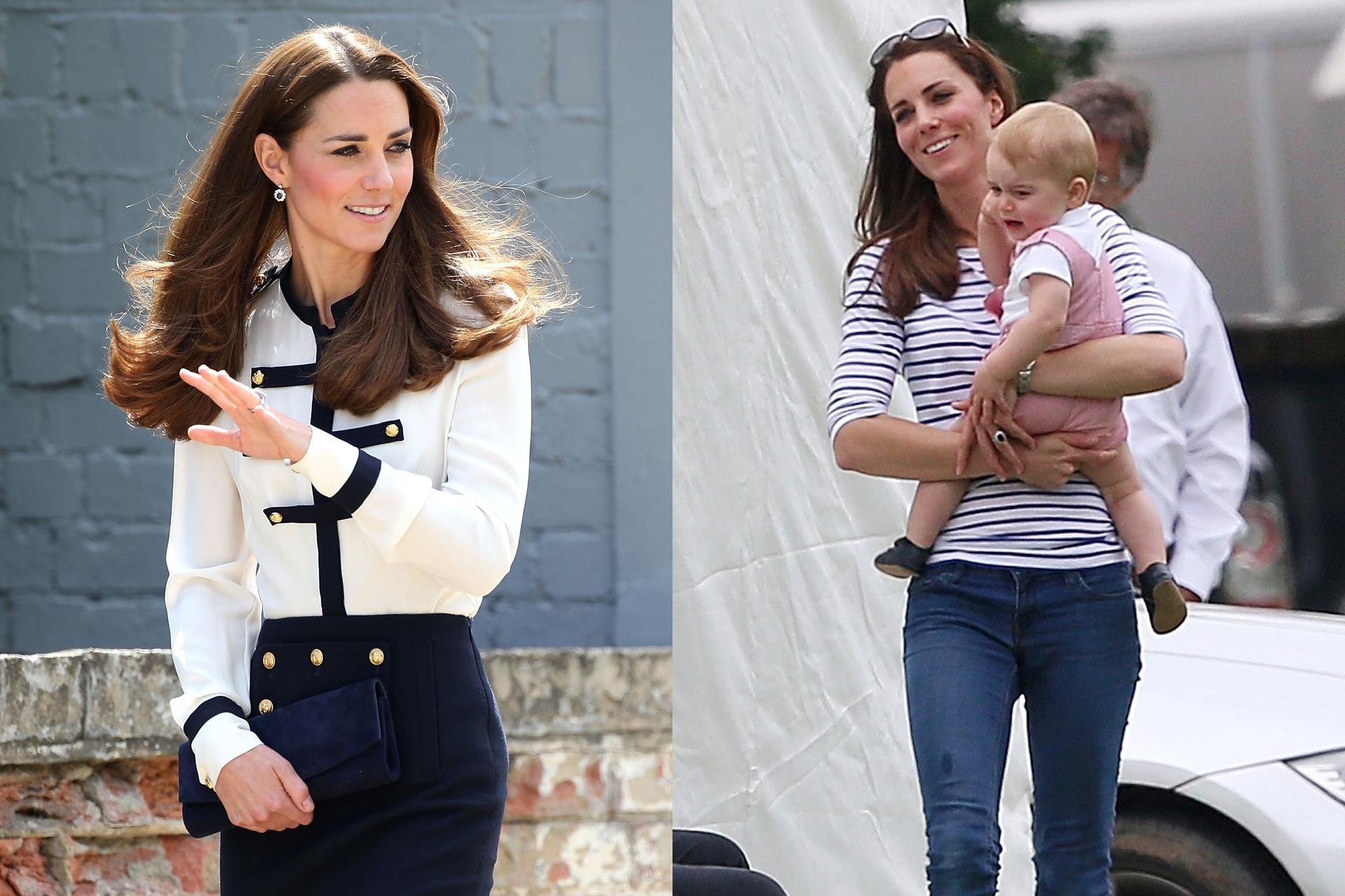 Duquesa Cambridge Gravida a Duquesa de Cambridge Num